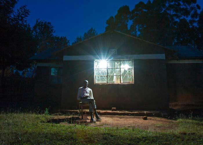 Rural Electrification & External Power Distribution / Substation